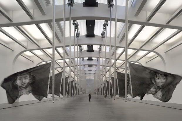 UCCA art gallery in Beijing