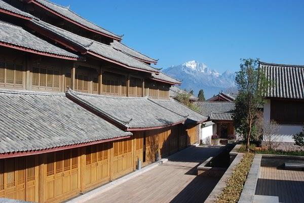 Amandayan resort, Lijiang