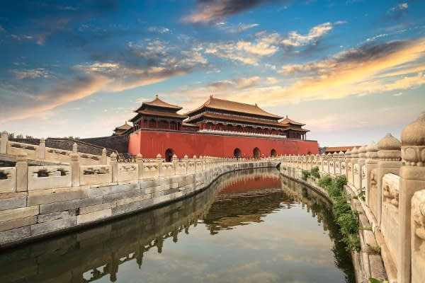Image of Majestic Tours in China Site