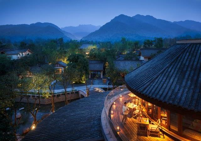 Six Senses, Qing Cheng Mountain